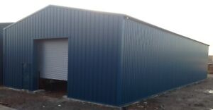 Metal Storage Building Industrial Portable Farm Building Commercial Warehouse