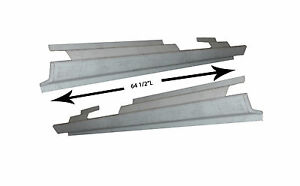 1999 04 Jeep Grand Cherokee 4dr Outer Rocker Panel Pair New