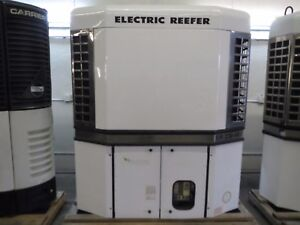 2011 Thermo King Electric Reefer Solutions Reefer Refrigeration Unit Ca Complian