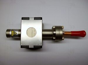 Varian 919 0520 2 L s Standard Diode Ion Pump With 919 0038 Magnet