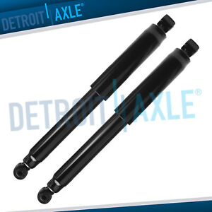 Both 2 Rear Left And Right Shocks Absorber Fwd W o Self Leveling Suspension