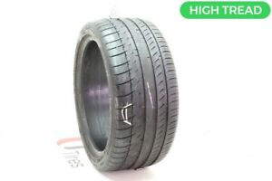 Used 255 35zr18 Michelin Pilot Sport Ps2 Zp 90y 9 32