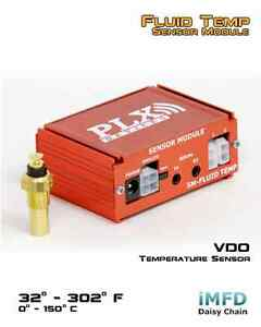 Plx Devices Sm Fluid Temp 2 Double Sensor Free 2 day Priority Shipping