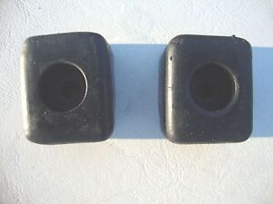 49 1949 50 1950 51 1951 Ford Mercury Woodie Wagon Tailgate Arm Bumpers New