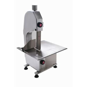 Hls 1650 Stainless Steel Meat Bone Band Saw 110 Volts 1 Hp Utl