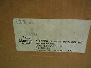 New Mercoid 123 2 Water Level Control 1232
