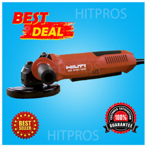 Hilti Angle Grinder Ag 500 12d Brand New Fast Shipping