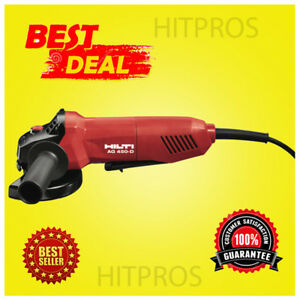 Hilti Angle Grinder Ag 450 d Brand New Fast Shipping