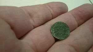 Selling As Unidentified Rare Medieval Silver Hammered Coin 0 50g L57r