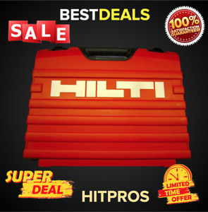 Hilti Heavy Duty Universal Case Brand New L ks Great Fast Shipping
