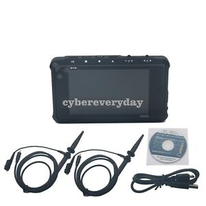 Arm Dso203 Quad Pocket 4 Channel Digital Oscilloscope 8 Bit With Aluminum Case