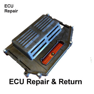 91 97 Dodge Computer Ecm Ecu Plastic Repair Return Dodge Ecm Repair Gas Engine