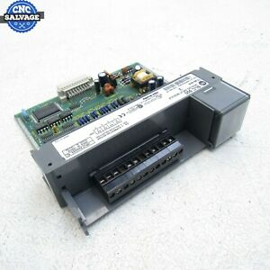 Allen Bradley Slc500 Analog Input 1746 ni4 Ser A refurbished