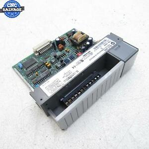 Allen Bradley Slc500 Analog Combination I o Module 1746 ni041 refurbished