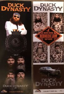 300 New Duck Dynasty Stickers In Vending Sleeve Bulk Vending Capsule
