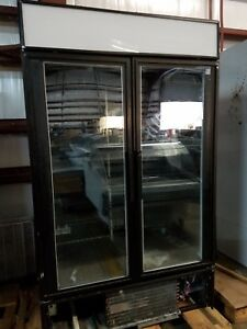 True Gdm 43f 47 Glass Door Reach In Freezer