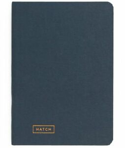 Hatch Notebook Turn Ideas Into Reality Business Project Notebook Planner
