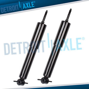 Ford Ranger Mazda B2300 B2500 Shocks Absorbers Fits Front Left And Right 2wd