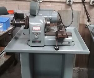 Hardinge Super Precision Hsl 59 Five nine Speed Lathe