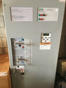 Asco 7000series Automatic Transfer Switch