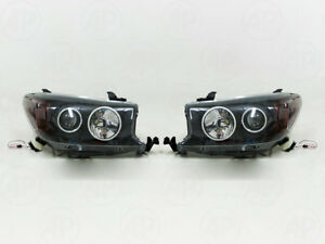 Head Light Lamp Projector Ccel 1 Pair Fit Toyota Toyota Sw4 Fortuner 2008 2010