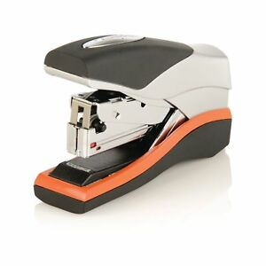 Swingline Staplers Optima 40 Compact Low Force 40 Sheets Black silver Case Of 6