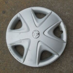 15 2003 04 05 Toyota Echo 5 Spoke Hubcap Wheel Cover
