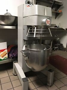 French Made Em 30 Mixer Restaurant Commercial Equipment