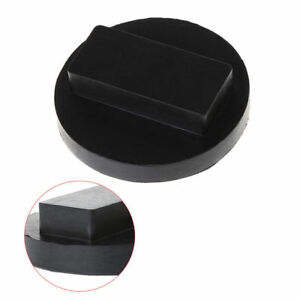 Black Car Rubber Jack Pads Tool Jacking Pad Adapter For Bmw Mini R50 52 53 55