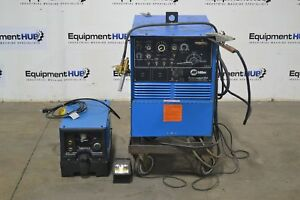 Milller Syncrowave 250 Tig Welding Power Source W Coolmate 3 Cooler