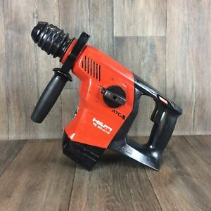 2016 Hilti Te 30 A36 Li ion Rotary Hammer Drill Sds plus Lithium Battery A 36v V