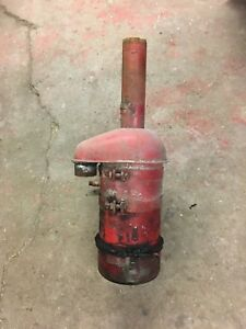 Farmall M Tractor Air Cleaner Assembly