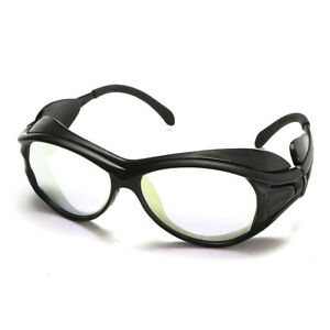Co2 Laser Protective Goggles Double layer Professional Glasses 10 6um Od 7