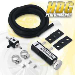 New Universal Black In Cabin Adjustable 1 30 Psi Jdm Turbo Boost Controller