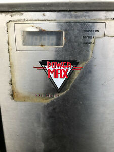 Commercial Dishwasher Vanguard Power Max Booster Heater