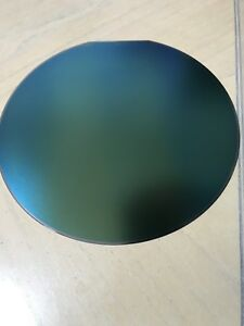 Various 8 200mm Silicon Wafer 25 Count Boat Test Wafers With Oxides