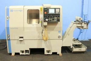 Hardinge Talent 8 52 Cnc Turning Center New 2005 8 Chuck Tailstock