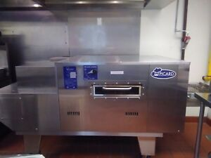 Picard Lp 200 20 Conveyor Pizza Oven
