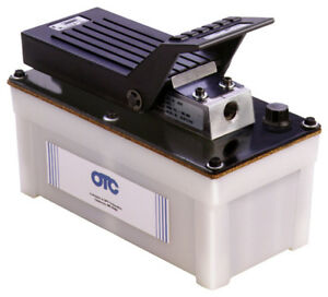Otc 4020 Air Hydraulic Pump