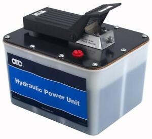 Otc 4022 Air hydraulic Pump With 2 Gallon Reservoir