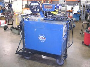 Miller Mig Welder Model Cp 300ts Automatic Wire Feed Constant Dc Weld W Xtras