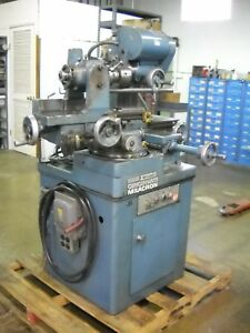 Cincinatti Milacron Monoset Tool Cutter Grinder With Xtra Tooling Model Mt