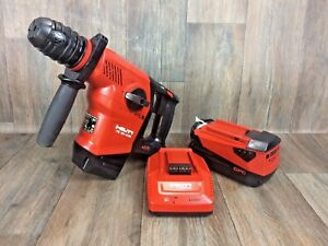 Hilti Te 30 A36 Kit 36v Li ion Rotary Hammer Drill Sds plus Lithium Battery