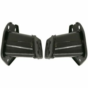 Front Bumper Bracket Lh Rh 2006 2007 2008 2009 2010 2011 Honda Civic Sedan Coupe