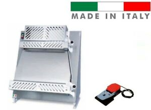 Pizza Dough Roller Sheeter 2 Pairs Of Rollers 20 Rolling Machine 110 220v