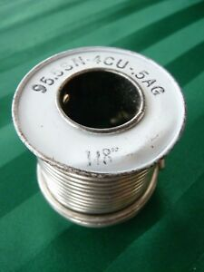 Solder For Copper Brass Stainless 1lb Spool