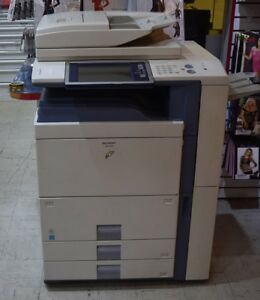 Sharp Mx 5500n Color Copier
