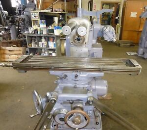 Brown Sharpe 2 Universal Milling Machine