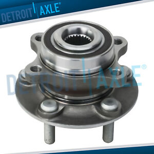 Front Wheel Bearing Hub For 2013 2014 2015 2016 Ford Fusion Lincoln Mkz