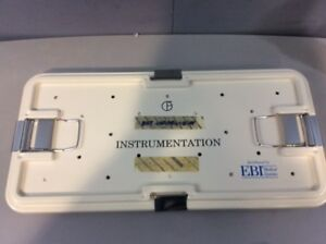 Ebi Orthofix Instrumentation Set Medical Healthcare Surgical Equipment Or